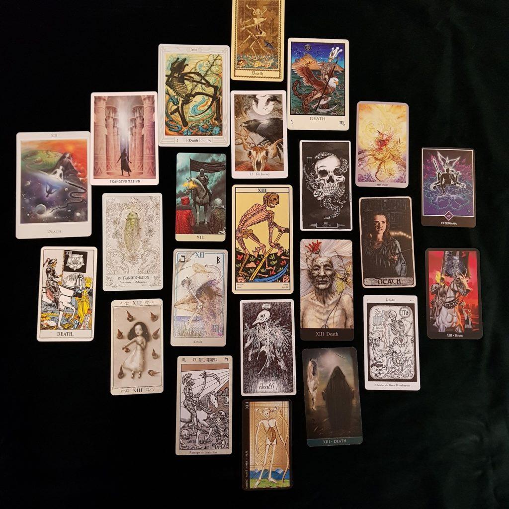 Myślenie, że karta tarota ma tylko jedno znaczenie