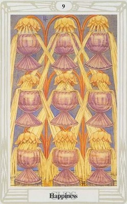 Małe Arkana – Dziewiątka Pucharów