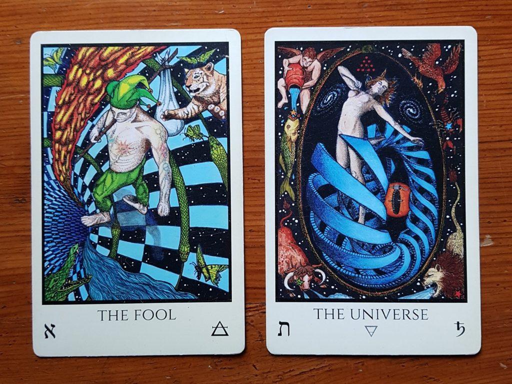 Tabula Mundi - Głupiec i Świat