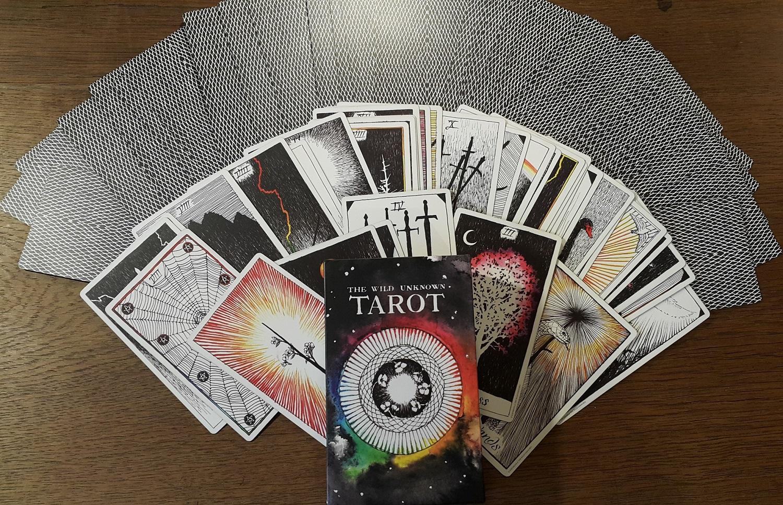 Kilka sposobów interpretacji kart tarota