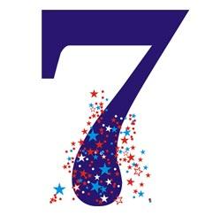Wibracja partnerska dla numerologicznej 7.