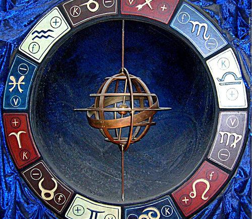 Wprowadzenie do astrologii - znaki zodiaku.