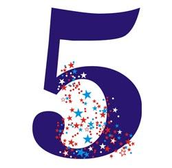 Numerologia partnerska dla numerologicznej 5.
